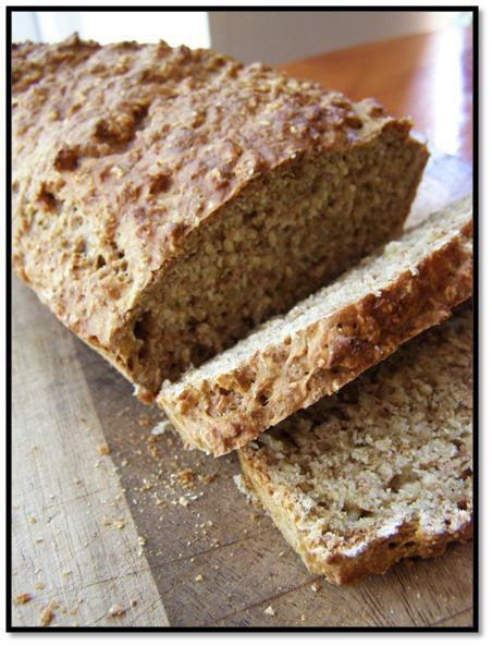 Homemade Wheaten Bread