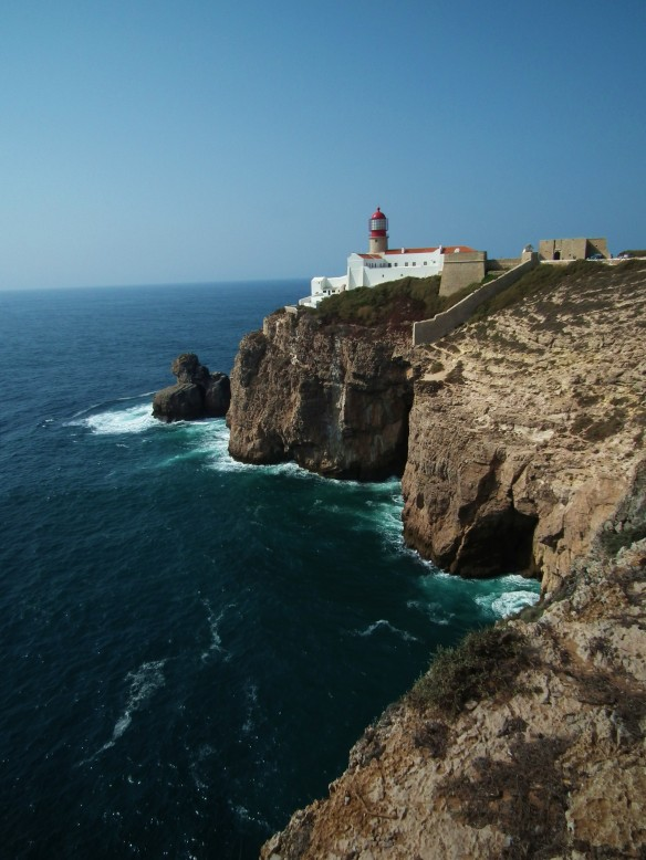 Cape St. Vincent, Portugal, Algarve