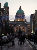 Christmas Cheer in Belfast