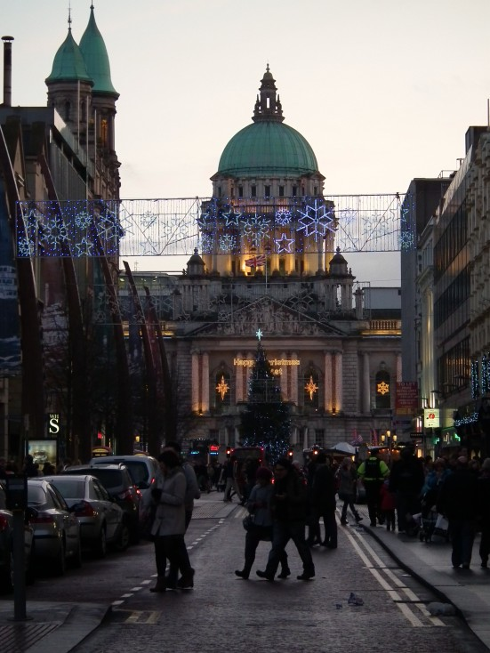 Happy Christmas Belfast