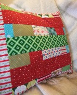 A Christmas Pillow | Now I'm ready for a festive nap