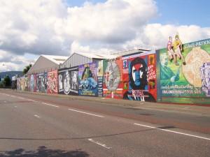 Falls Road Murals