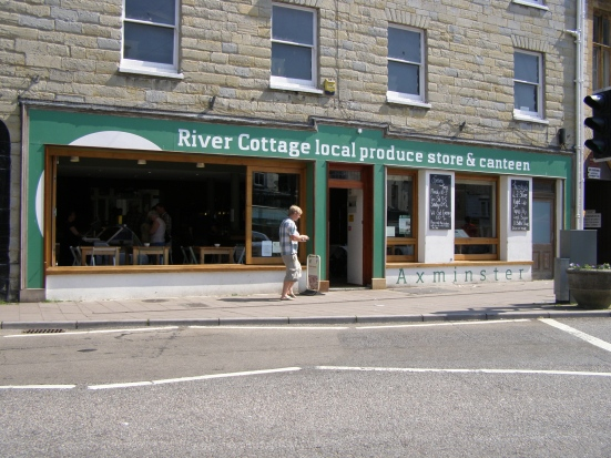 River Cottage Canteen, Axminster