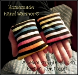 Baby It's Cold Outside – Homemade Hand Warmers
