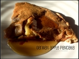 My German Apple Pancake Recipe – Yum!