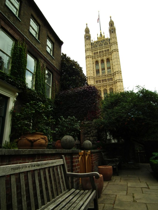 The College Garden, Westerminster Abbey London