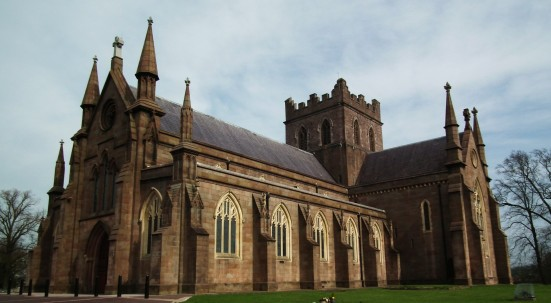 St. Patrick's Church of Ireland Cathedral - Armagh, Northern Ireland