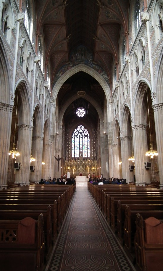 St. Patrick's Catholic Cathedral-Armagh, Northern Ireland