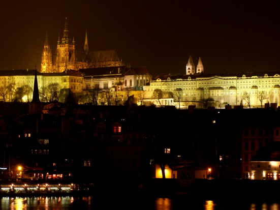 Prague Castle - Prague, Czech Republic