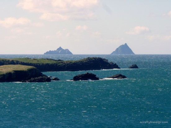 Skellig Islands-County Kerry, Ireland