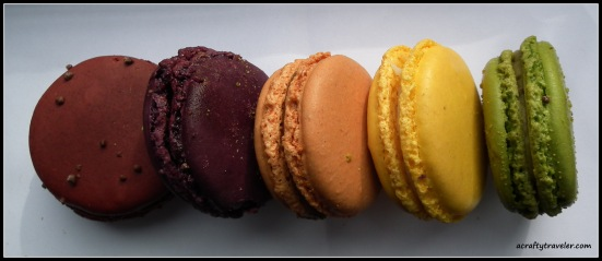 Macarons - Paris, France