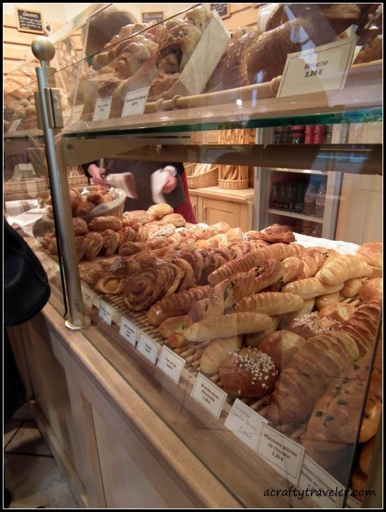 Boulangerie - Paris, France