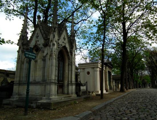 Cimetière de Montmartre - Paris, France