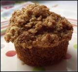 Seasonal Baking – Rhubarb CrumbleMuffins