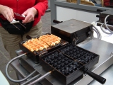 In Pursuit of ….. the Perfect Belgian Waffle