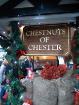 Getting That Festive Feeling at the Chester Christmas Market