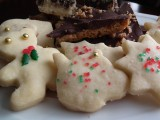 Christmas Cookies of the World –Shortbread