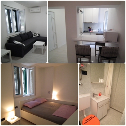 Zadar city centre apartment