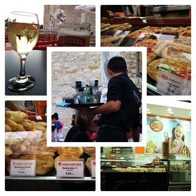 Food in Zadar