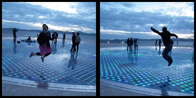 Greeting to the Sun - Zadar, Croatia
