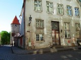 Friday Photos: The Shapely Doors of Tallinn, Estonia