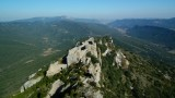 Peyrepertuse Castle: A Cathar Castle in theClouds