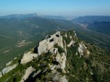 Peyrepertuse Castle: A Cathar Castle in the Clouds