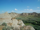 Outerspace on Earth – Exploring Dinosaur Provincial Park