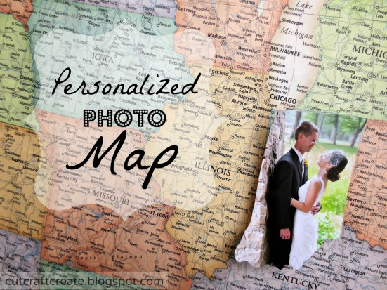 Personalized Photo Map