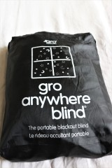 Review: The Gro Company Gro Anywhere Blackout Blind